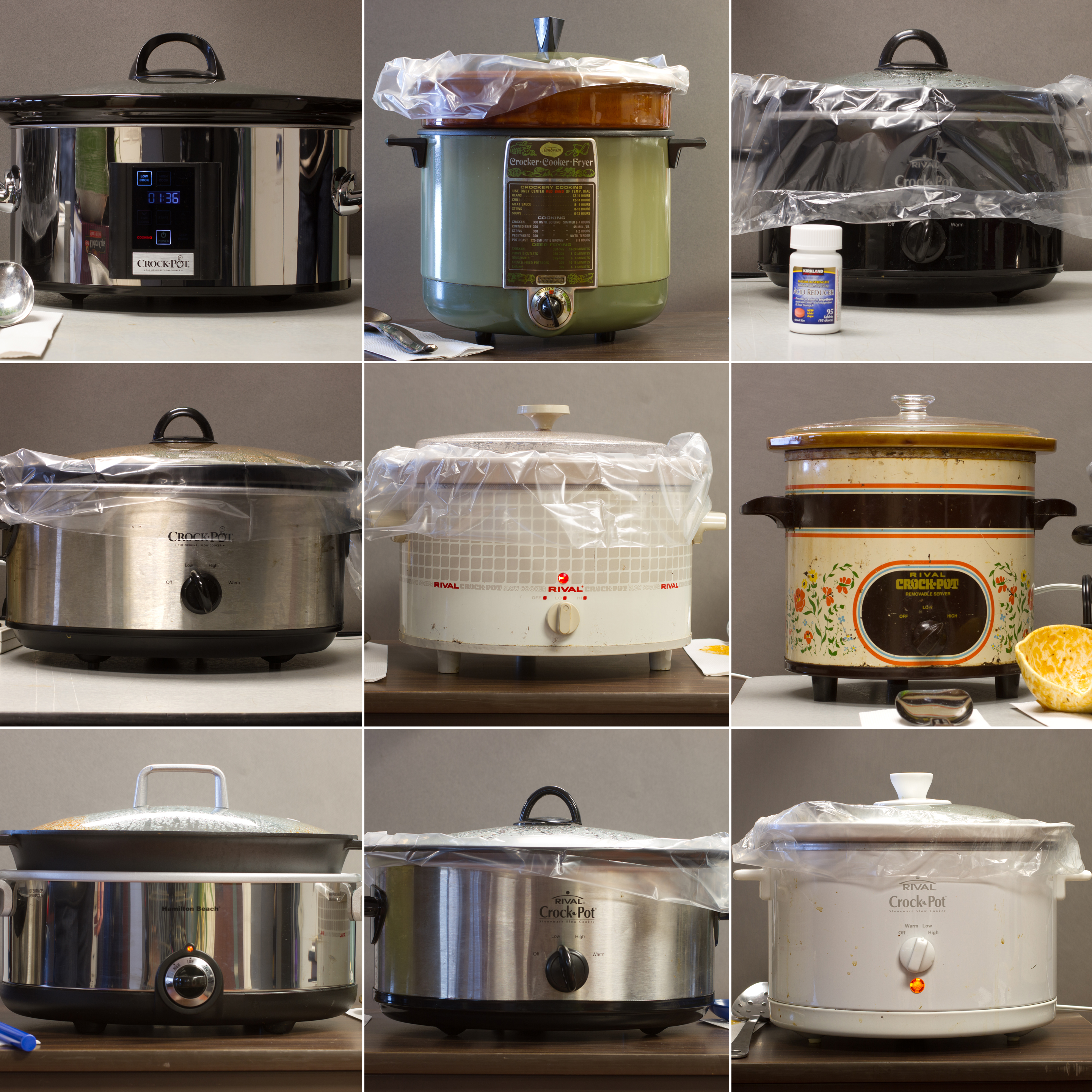 The Crockpot bunch